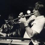 Jeff Elliott playing with Eraserhead, 1981