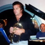 Jeff Elliott at Soho with Chris Symer and Theo Saunders, 1992